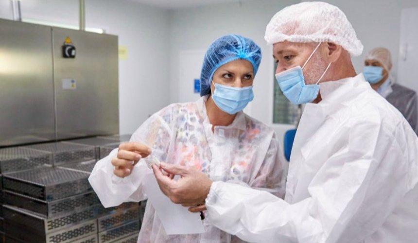 Вакцину CoronaVac будут прозводить в Харькове