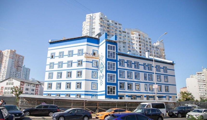 На Осокорках реконструируют амбулаторию. Она будет одной из крупнейших в Киеве
