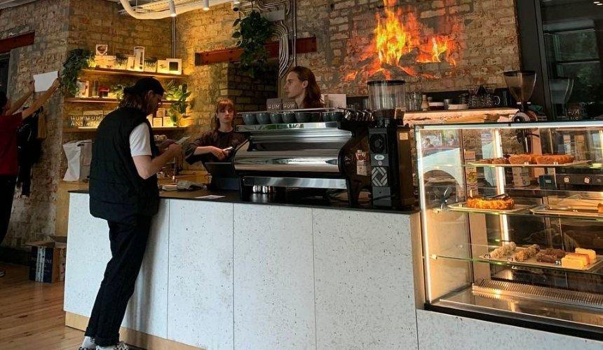 Новое место: кофейня Humans Coffee InTech возле цирка