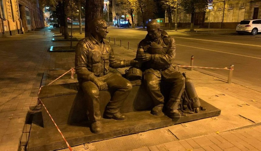 Вцентре Киева появится памятник пожарным: как онбудет выглядеть