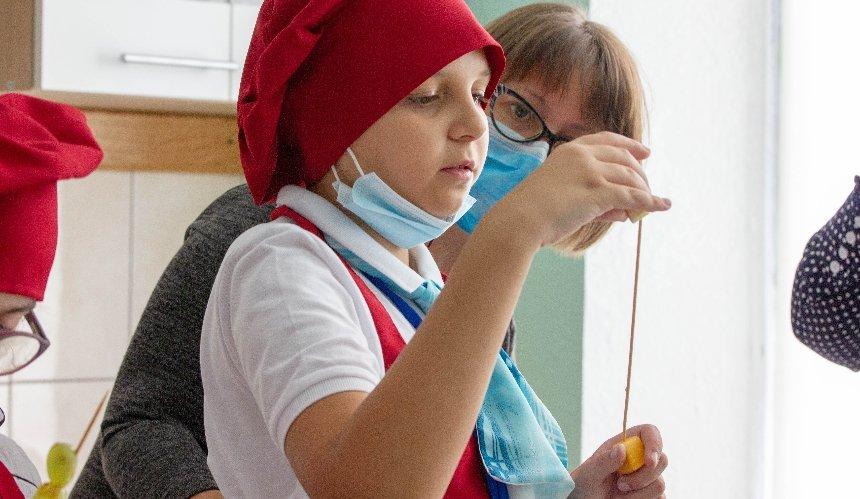 НаВоскресенке открыли социальное детское кафе «Bonne journée»