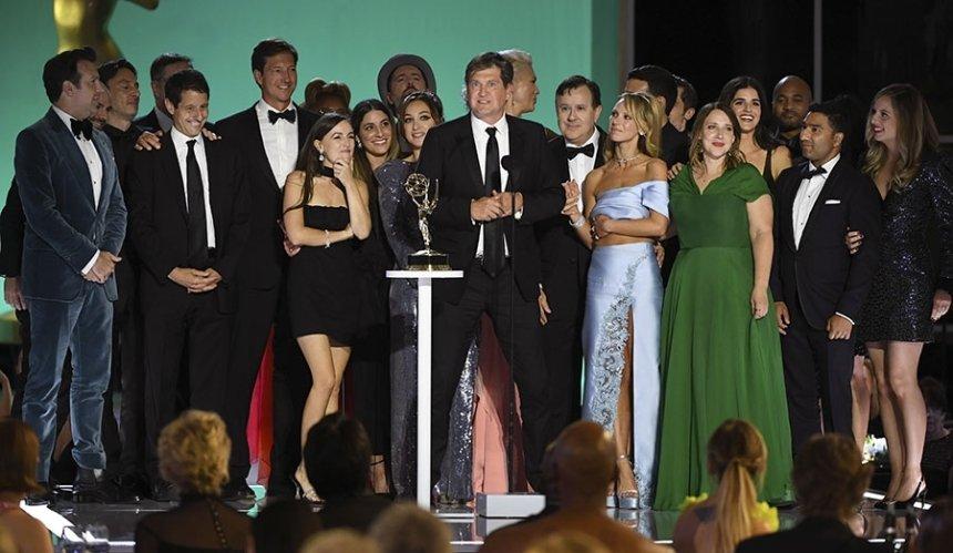 «Корона», «Тед Лассо», «Ферзевый гамбит»: названы победители премии «Эмми»