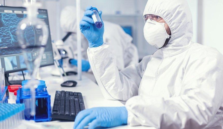 ВУкраине появилось оборудование для выявления новых штаммов коронавируса