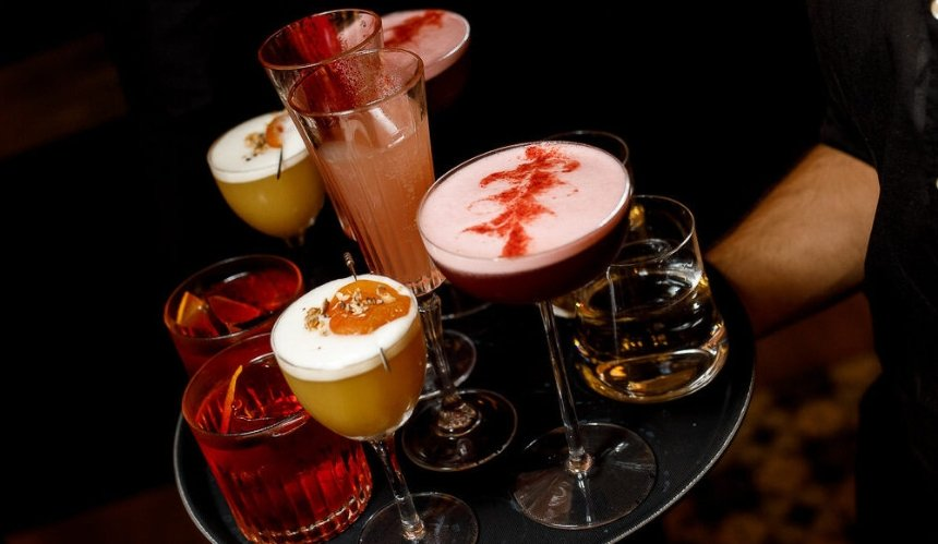 Новое место: бар Kimberli наАрсенальной площади