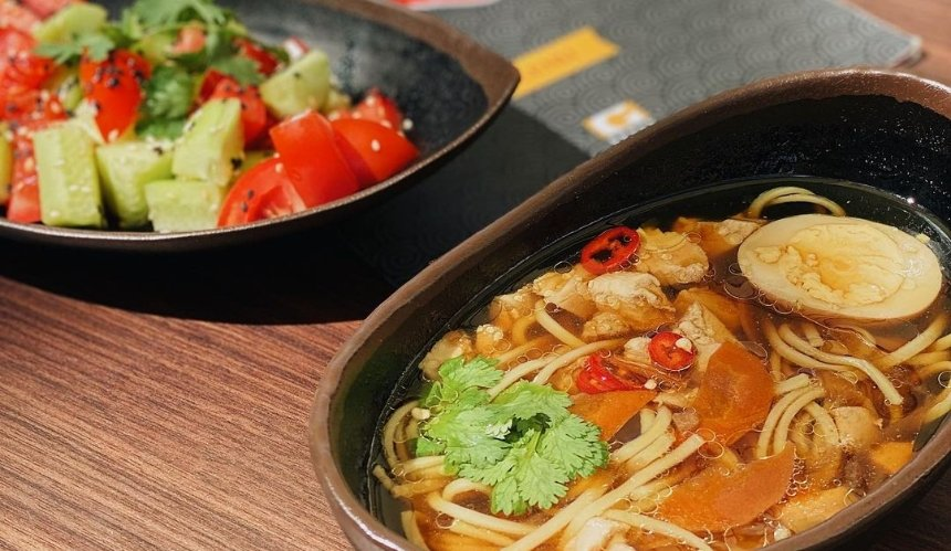 Новое место: азиатская кухня вChin Chin наПозняках