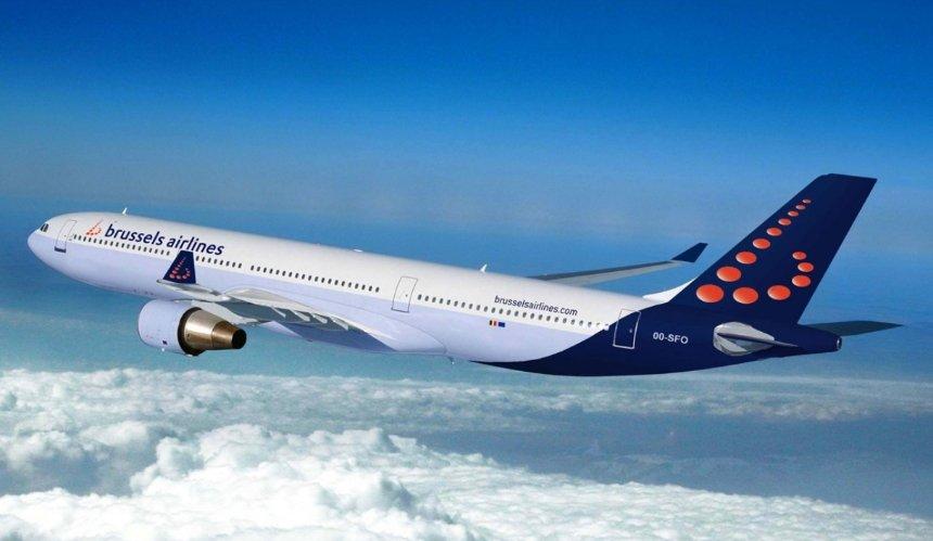 Brussels Airlines возобновит рейсы между Киевом и столицей Бельгии