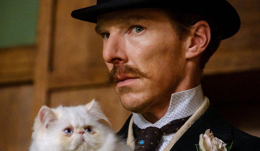 Вышел трейлер фильма «Кошачьи миры Луиса Уэйна»