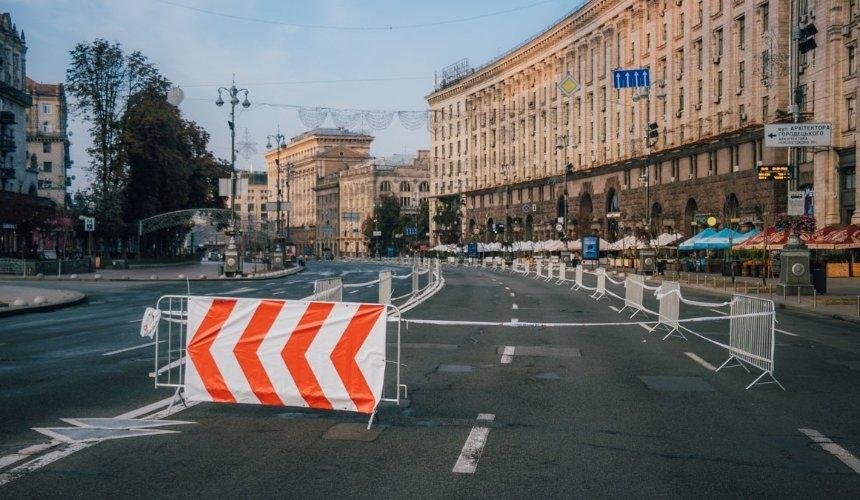 Ввыходные из-за марафона вКиеве перекроют центральные улицы