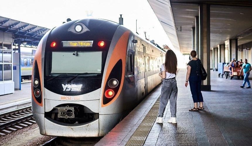 «Укрзалізниця» временно отменила поезд Киев-Харьков из-за ремонтных работ