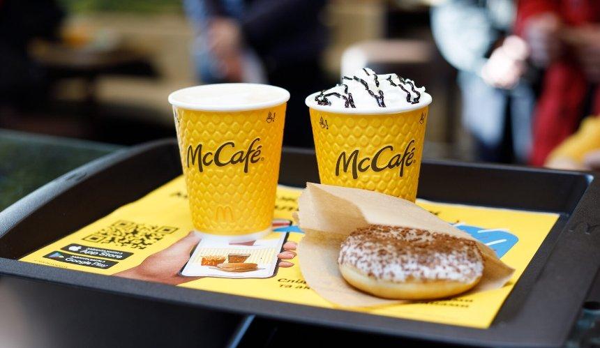 McDonald's закрывает украинские кофейни McCafe: причина