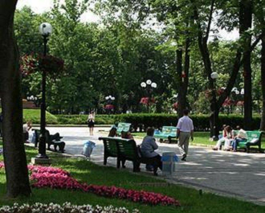 В парке Шевченко в Киеве открывается фотовыставка о благотворительности