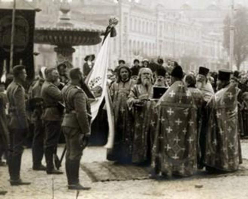 Киевлянам покажут войну и мир из прошлого века