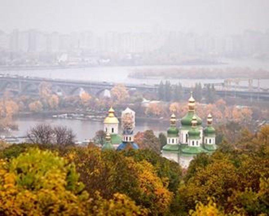 В Киеве ожидаются холодные выходные