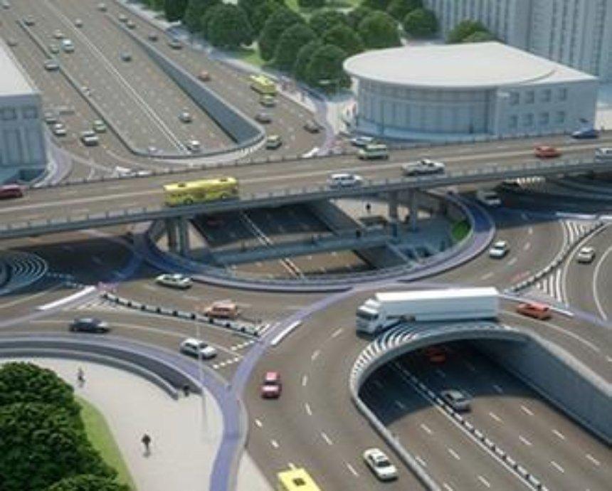 Как будет выглядеть транспортная развязка на Шулявке (фото)
