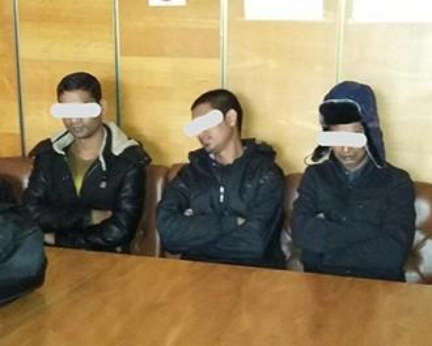 В столичном хостеле поймали 16 нелегалов из Азии