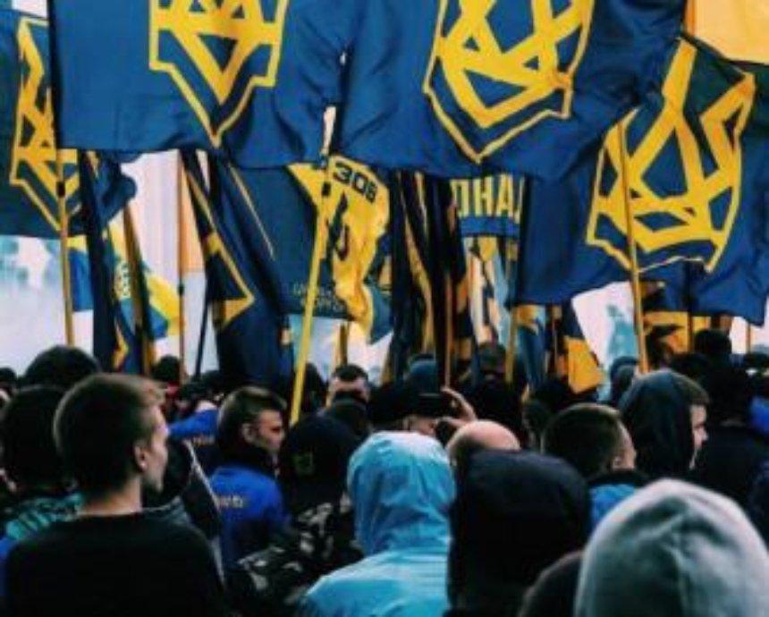 """Азов"" проведет в центре Киева ""Марш Наций"""