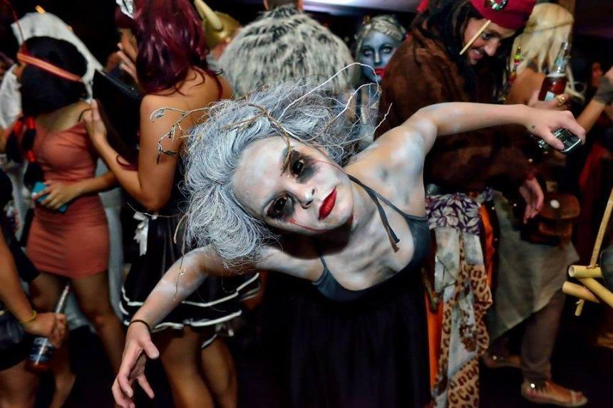 Страшно веселый Хэллоуин: как провести выходные в Киеве