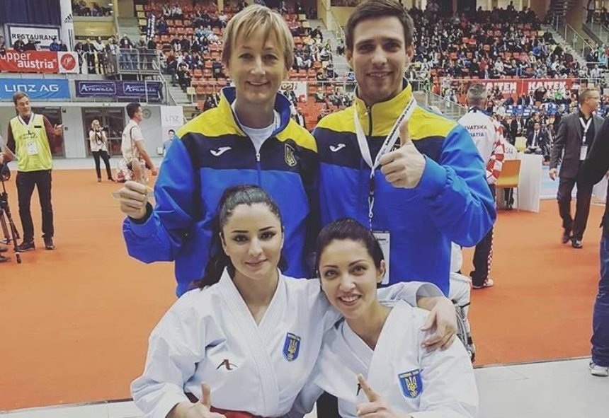 Украинка Ульяна Пчелкина вышла в финал чемпионата мира по карате