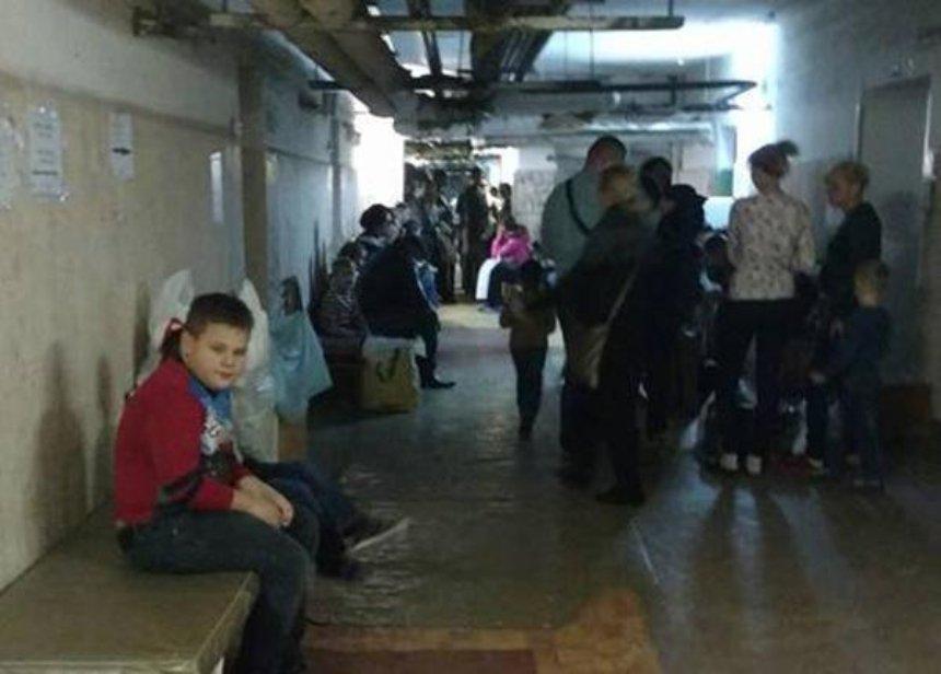 Как в фильме ужасов: появились шокирующие фото из киевской больницы