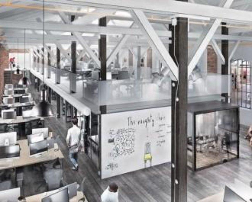 Бывшую трикотажную фабрику превратят в креативный коворкинг