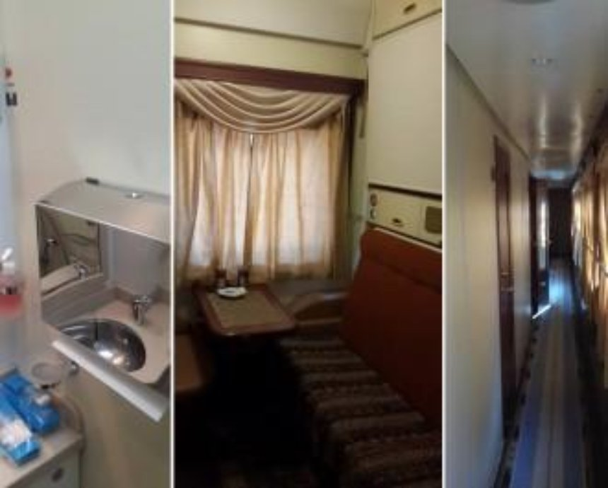 """""""Отель на колесах"""": как выглядит новый вагон """"Укрзализныци"""" (фото)"""