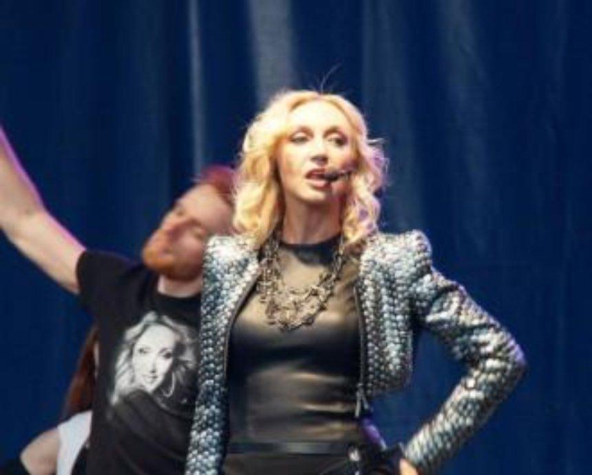 Чергова російська співачка, що виступала в окупованому Криму, зібралася до Києва