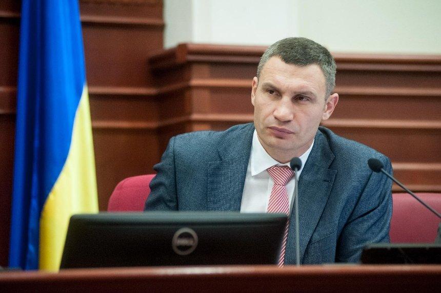 У сесійну зала КМДА проникла стороння людина й приймала участь у голосуванні - Кличко