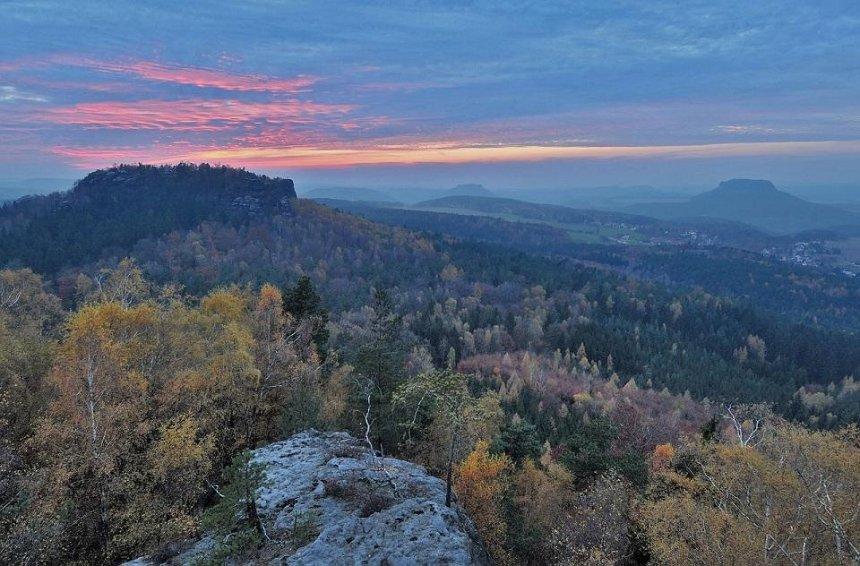 У горах Саксонії загинув киянин