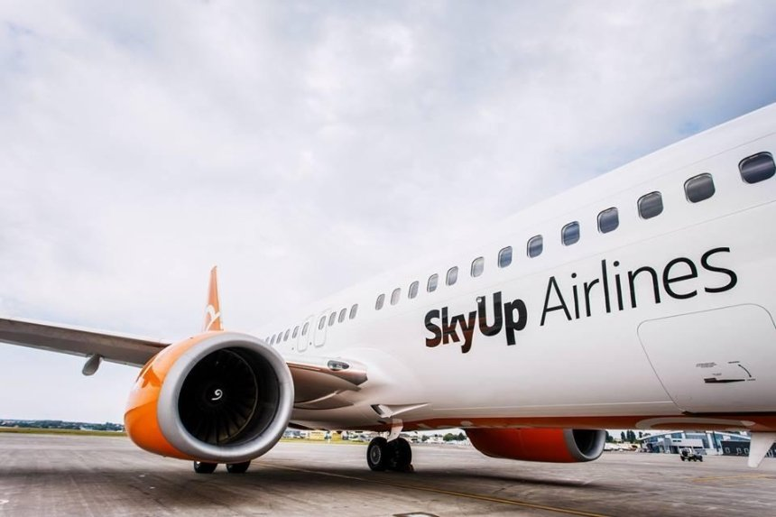Украинский лоукостер SkyUp начал продавать билеты в четыре страны