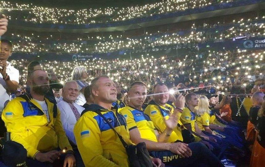 На  «Играх непокоренных» украинцы завоевали 20 медалей (фото)