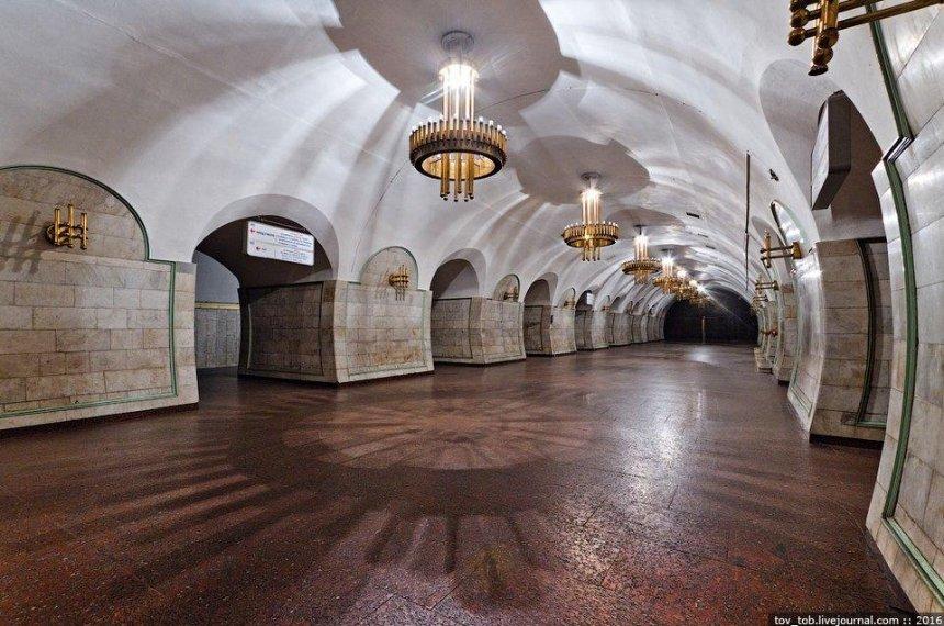 Станцию «Льва Толстого» снова заминировали (обновлено)