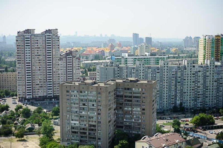 В каких районах столицы самая высокая плотность населения