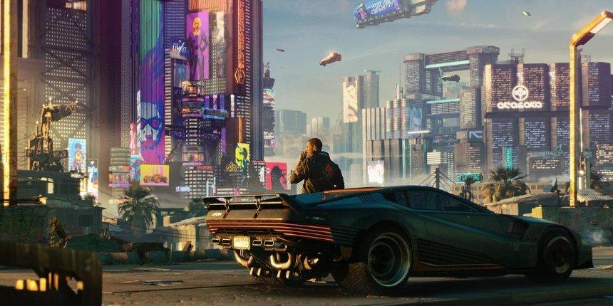 Выход Cyberpunk 2077 перенесли на декабрь: причина