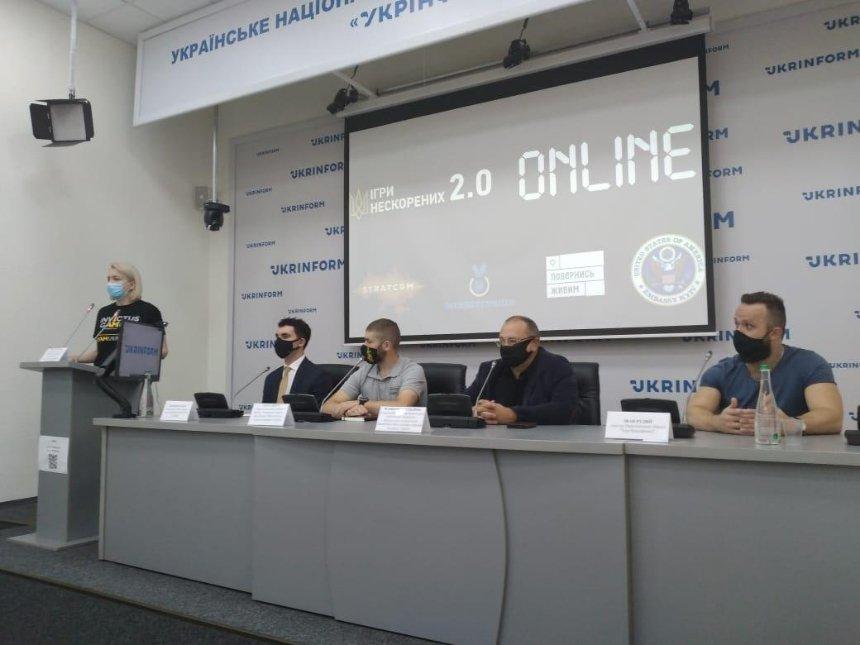 Игры Непокоренных 2.0 ONLINE: В Украине начинаются первые виртуальные соревнования для ветеранов