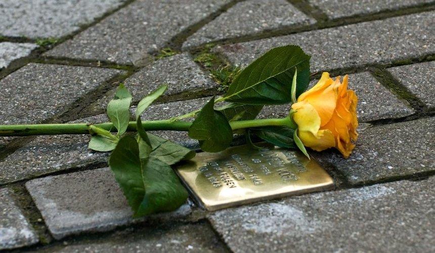 ВКиеве установят 80мини-мемориалов впамять ожертвах Холокоста