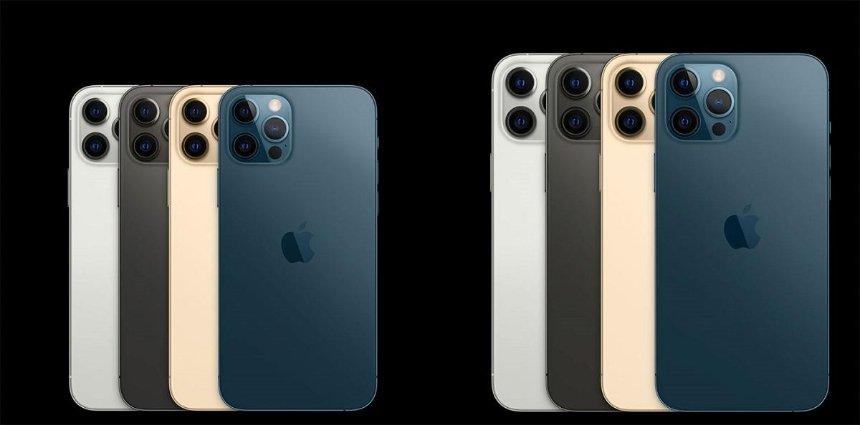 iPhone12: когда вУкраине появятся «белые» смартфоны