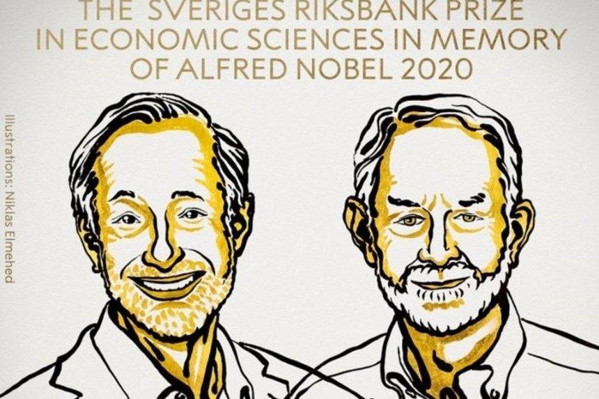 Нобелевскую премию поэкономике дали затеорию аукционов: кто ееполучил