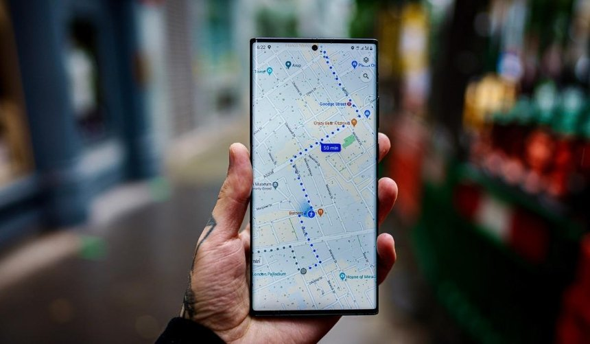 Google-карты будут показывать информацию озагруженности общественных мест из-за COVID-19