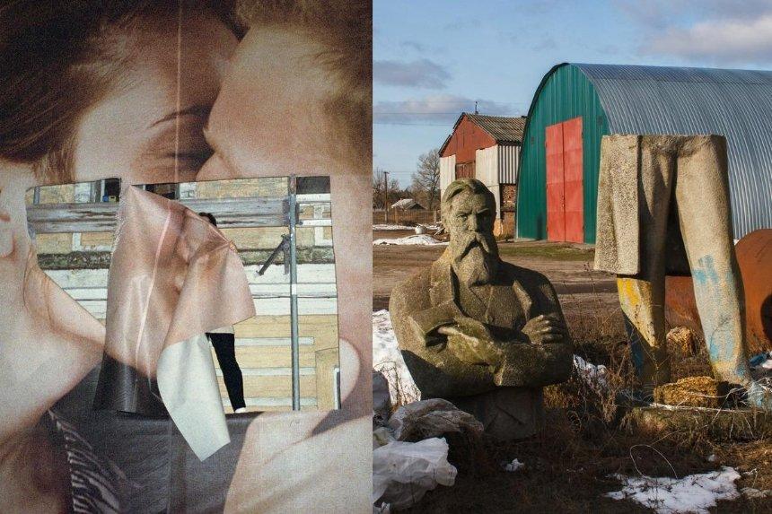 Киевлян приглашают посмотреть работы украинских художников на центральных улицах города