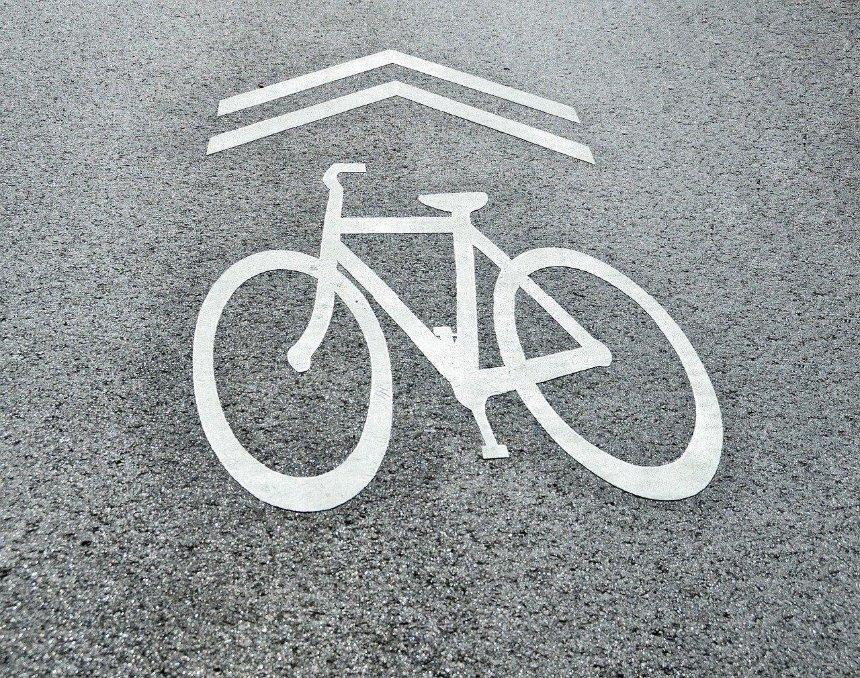 В Киеве увеличилось количество велосипедистов в 2,5 раза