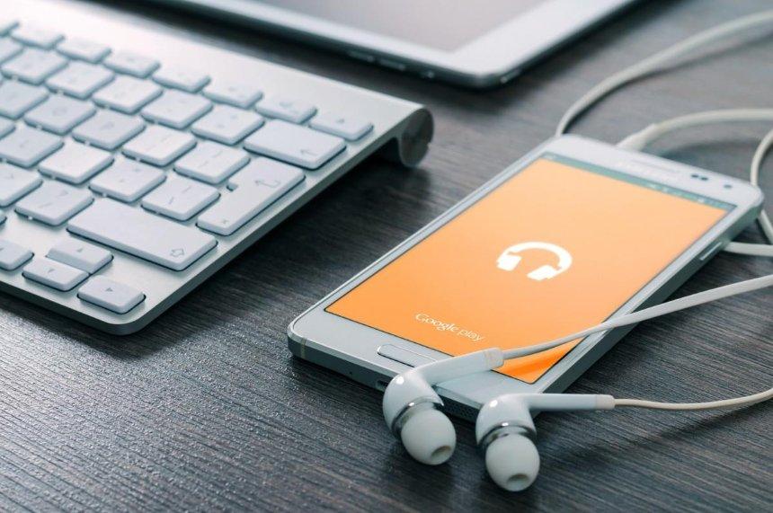Компания Google прекратила продавать музыку через Google Play