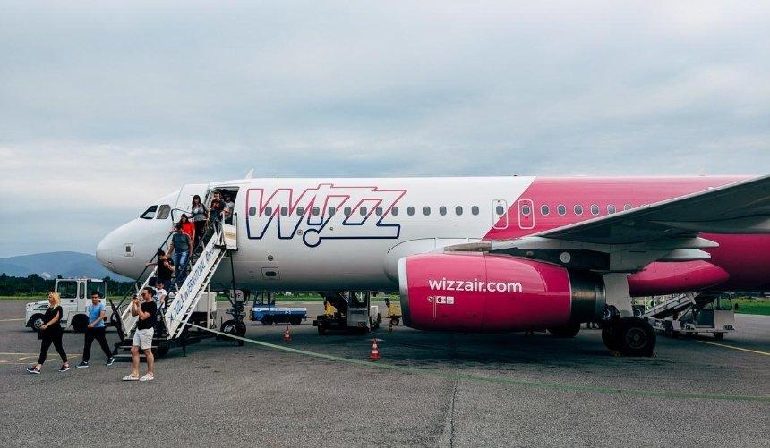 Авиакомпания Wizz Air отменила 24рейса изУкраины додекабря: список