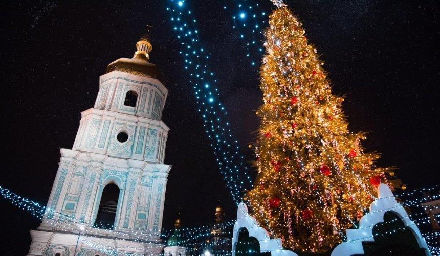 Селкой, нобез концертов: как вКиеве встретят Новый год 2021