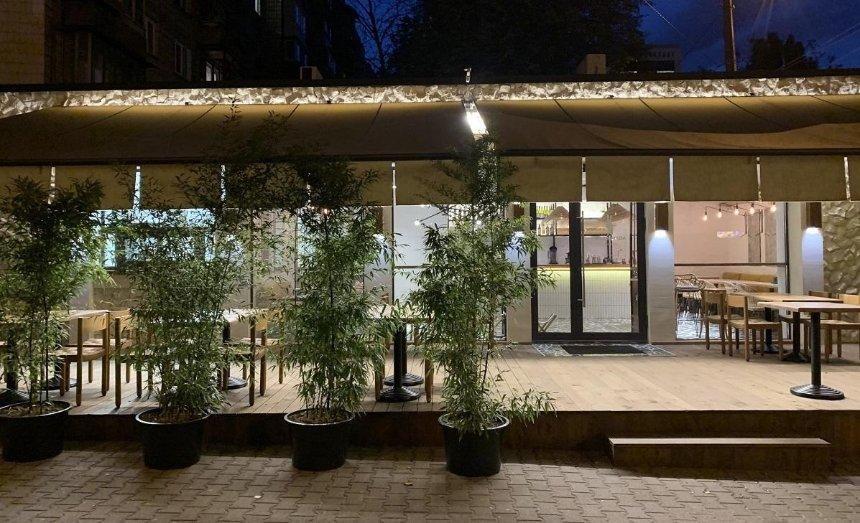 Новое место: ресторан японской кухни Haka Mada уметро «Лыбедская»