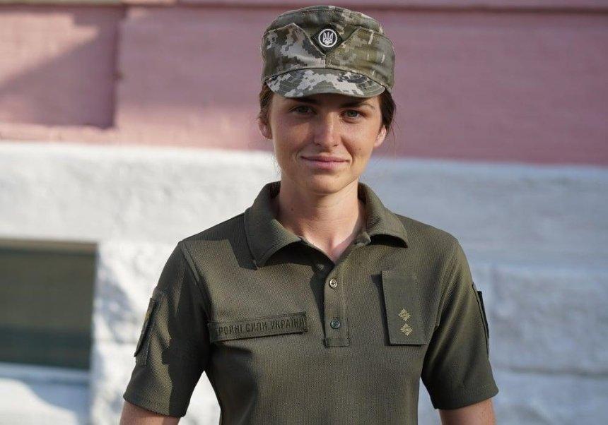 Бухгалтерія, розвідка й офіцерська посада: історія жінки, яка стала професійною військовою