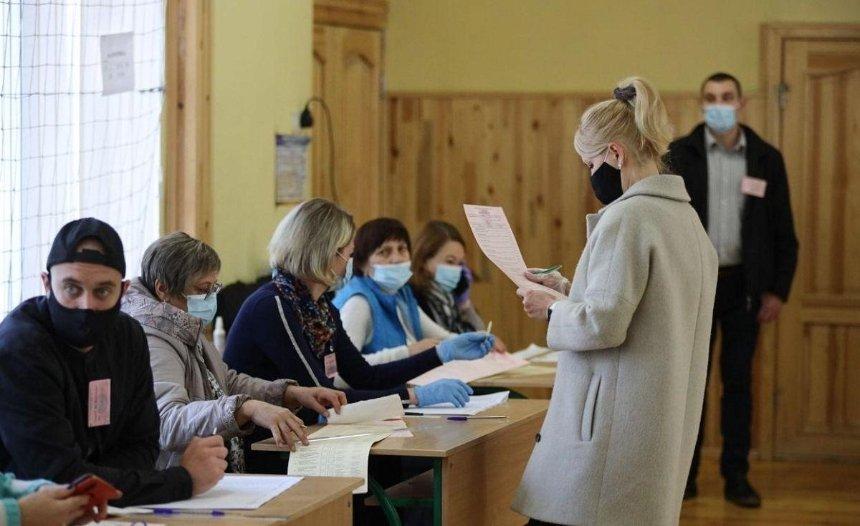 ЦИК опубликовал окончательные данные явки на выборах в Киеве