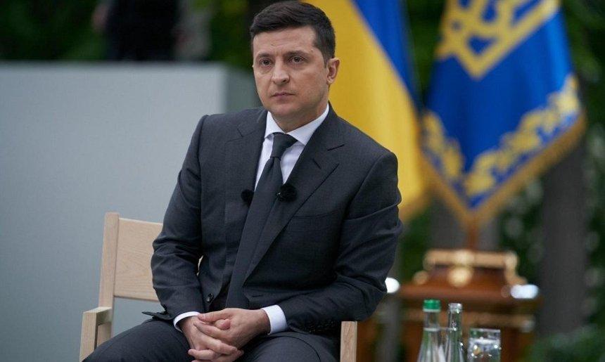 Зеленский озвучил два вопроса из пяти, которые задаст 25 октября