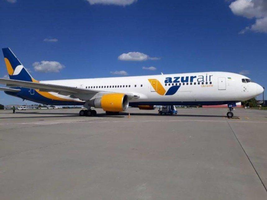 Azur Air Ukraine запустит рейсы на Мальдивы и в Мексику