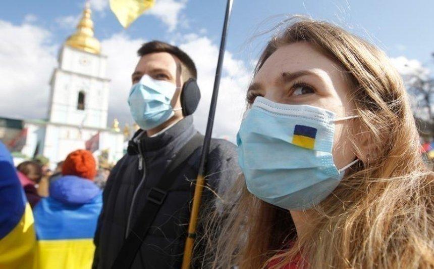 В Украине начало действовать новое карантинное зонирование
