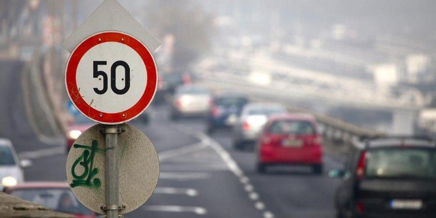 С1ноября насеми улицах Киева введут сезонное ограничение скорости: где именно